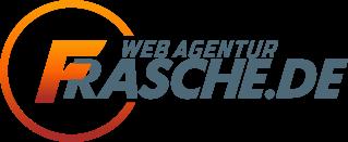 Webagentur Frasche.de logo kontakt bl